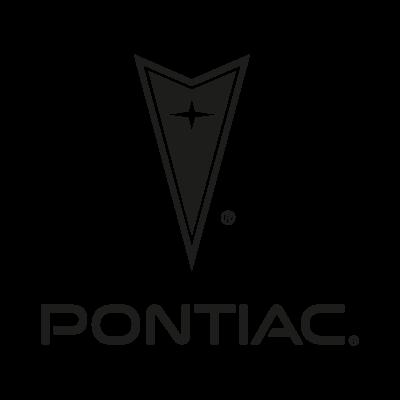 Pontiac black vector logo