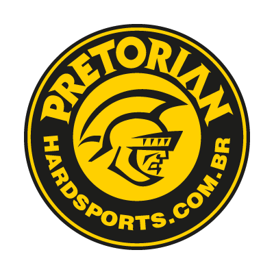 Pretorian Hard Sports vector logo