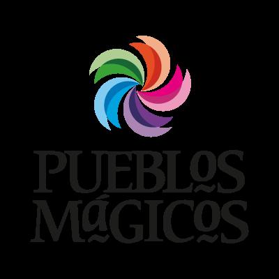 Pueblos magicos vector logo