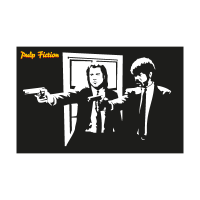 Pulp Fiction vector download free
