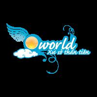 Q-world vector logo free