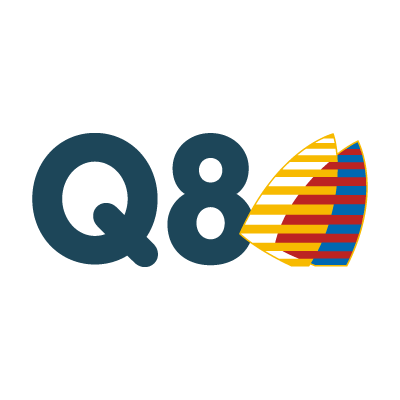 Q8 (.EPS) vector logo
