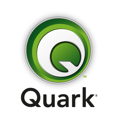Quark vector logo