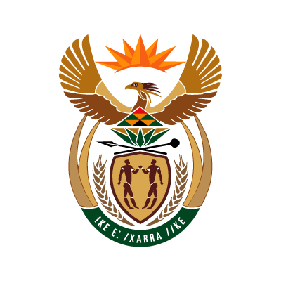 Coat of arms SA vector logo