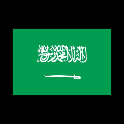 Flag of Saudi Arabia logo