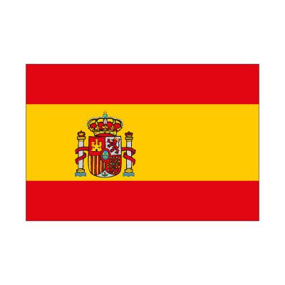 Flag of Spain vector logo