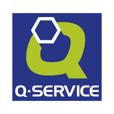 Q-Services vector logo
