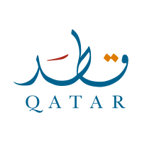 Qatar vector logo