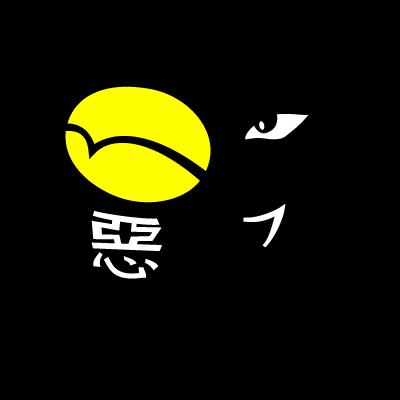 QR Warusuto-kun vector logo