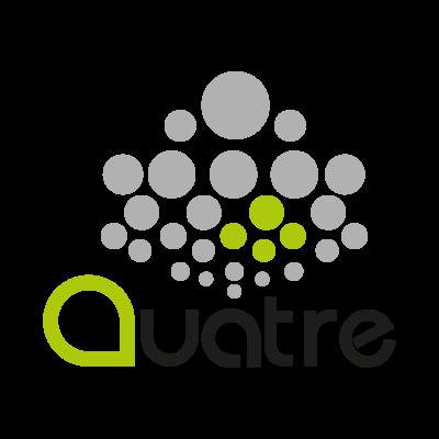 Quatre logo