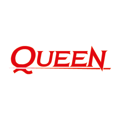 Queen (music) vector logo
