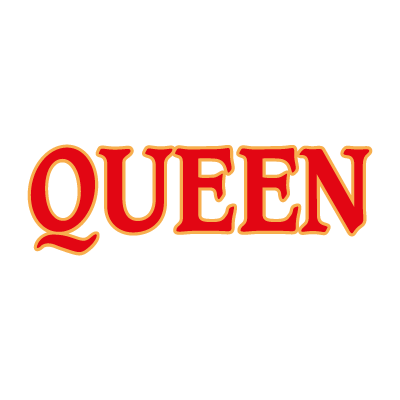 Queen (Red) vector logo