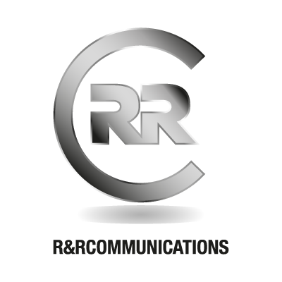 R&R Communications vector logo