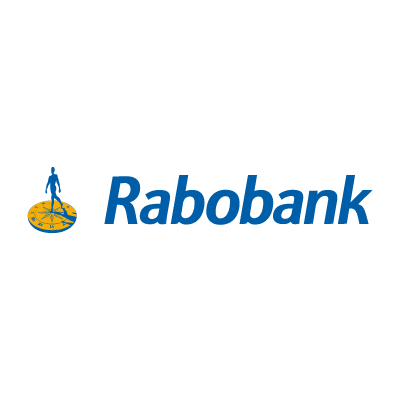 Rabobank (bank) vector logo