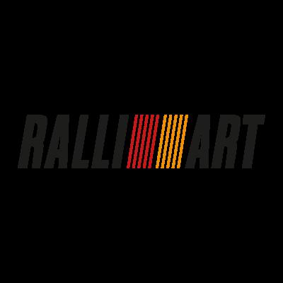 Ralliart auto logo
