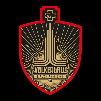 Rammstein Volkerball logo