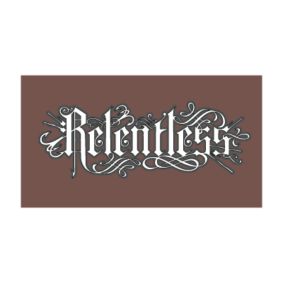 Relentless vector logo