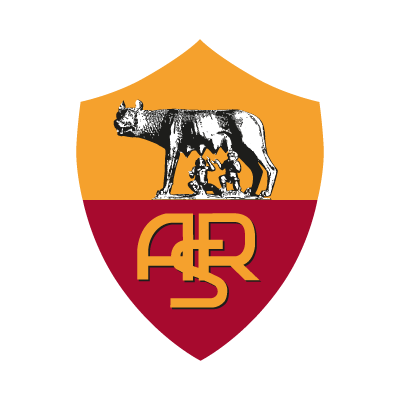 Roma club vector logo