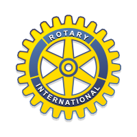 Rotary Club (.EPS) vector logo free