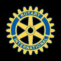 Rotary International vector logo free download