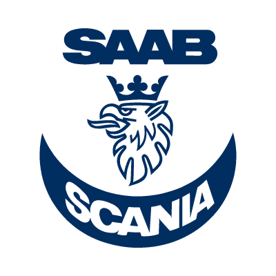 SAAB Scania (.EPS) vector logo