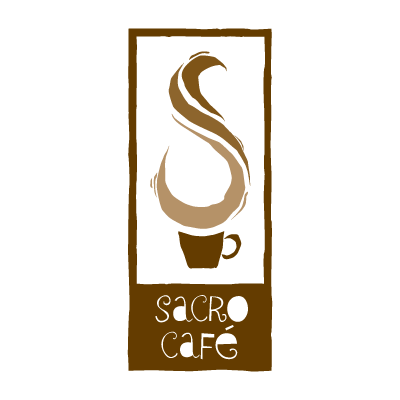 Sacro Cafe vector logo