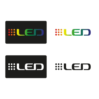 Samsung LED vector logo