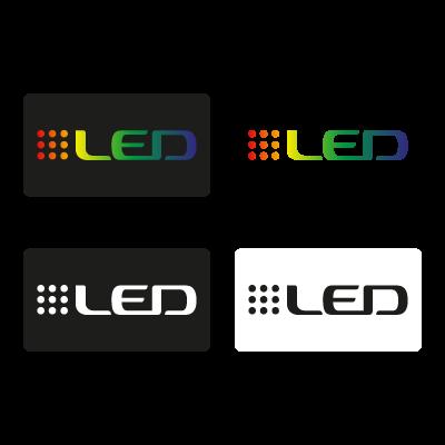 Samsung LED logo