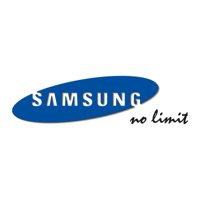 Samsung No Limit vector logo