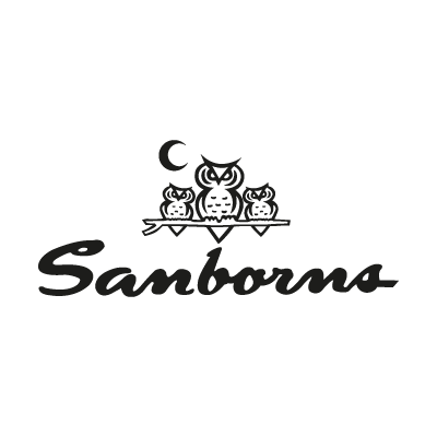 Sanborns vector logo