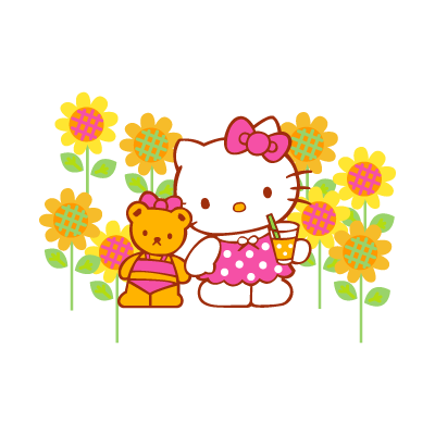 Sanrio - Hello Kitty logo
