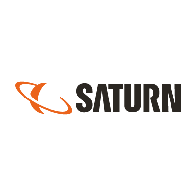 Saturn computers vector logo