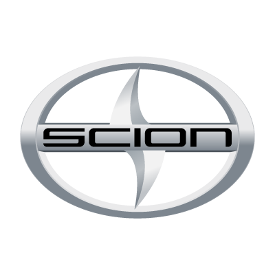 Scion Toyota vector logo
