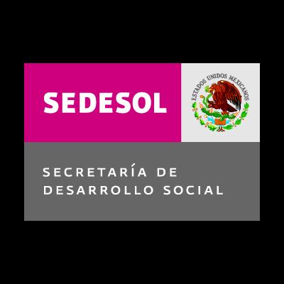Sedesol vector logo
