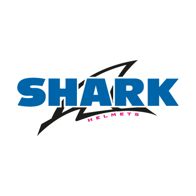 Shark Helmets vector logo