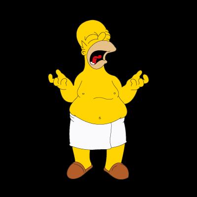 Simpsons vector