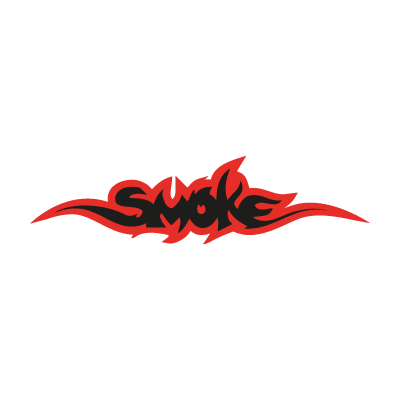 Smoke vector logo