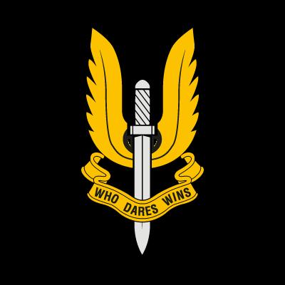 Special Air Service vector logo