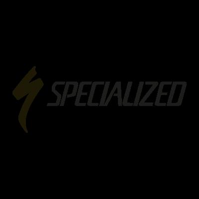 Specialized black logo