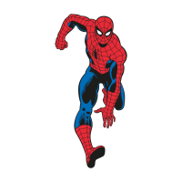 Spiderman (.EPS) vector logo