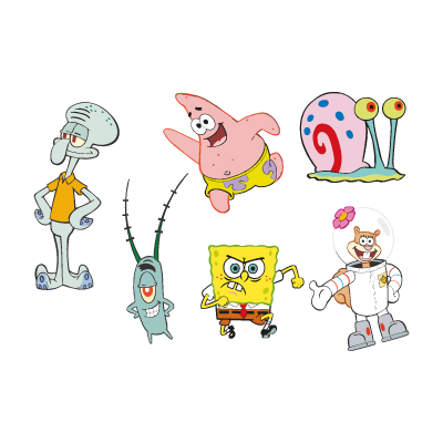 Spongebob Squarepants cartoon logo