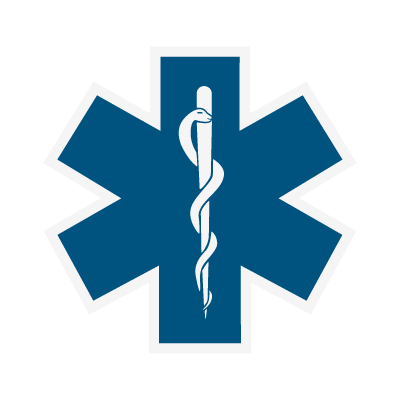 Star of Life vector logo