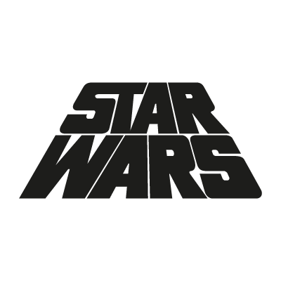 Star Wars Pyramidal vector logo