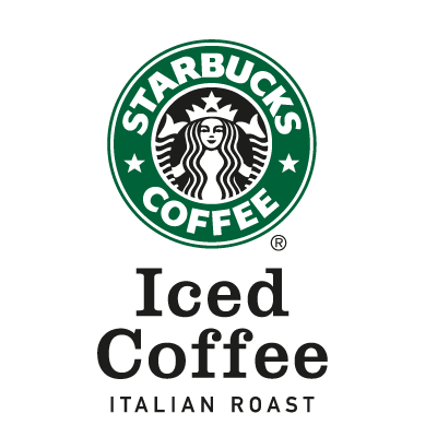 Starbuck's Iced Coffee logo