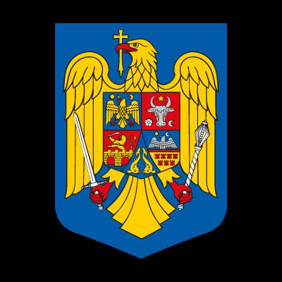 Stema Romania vector logo