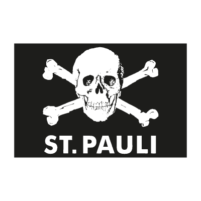 Fabelhaft St.pauli totenkopf vector logo download free @WY_53