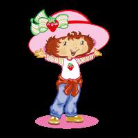 Strawberry shortcake vector free download