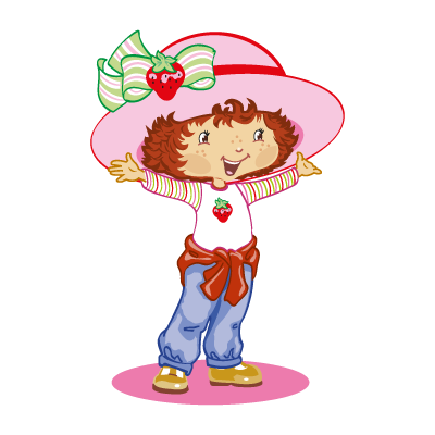 Strawberry shortcake logo