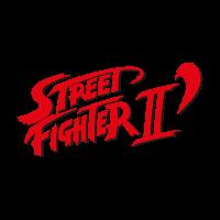 Street Fighter II vector logo free download