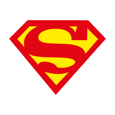 Superman char logo